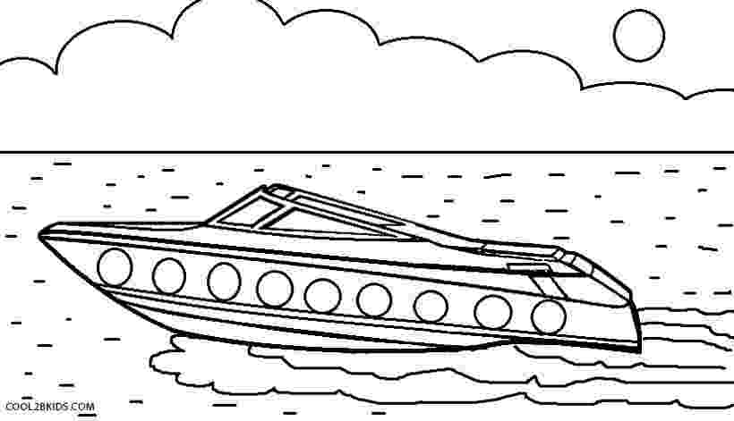 coloring pages speed boats free printable boat coloring pages for kids best coloring boats pages speed