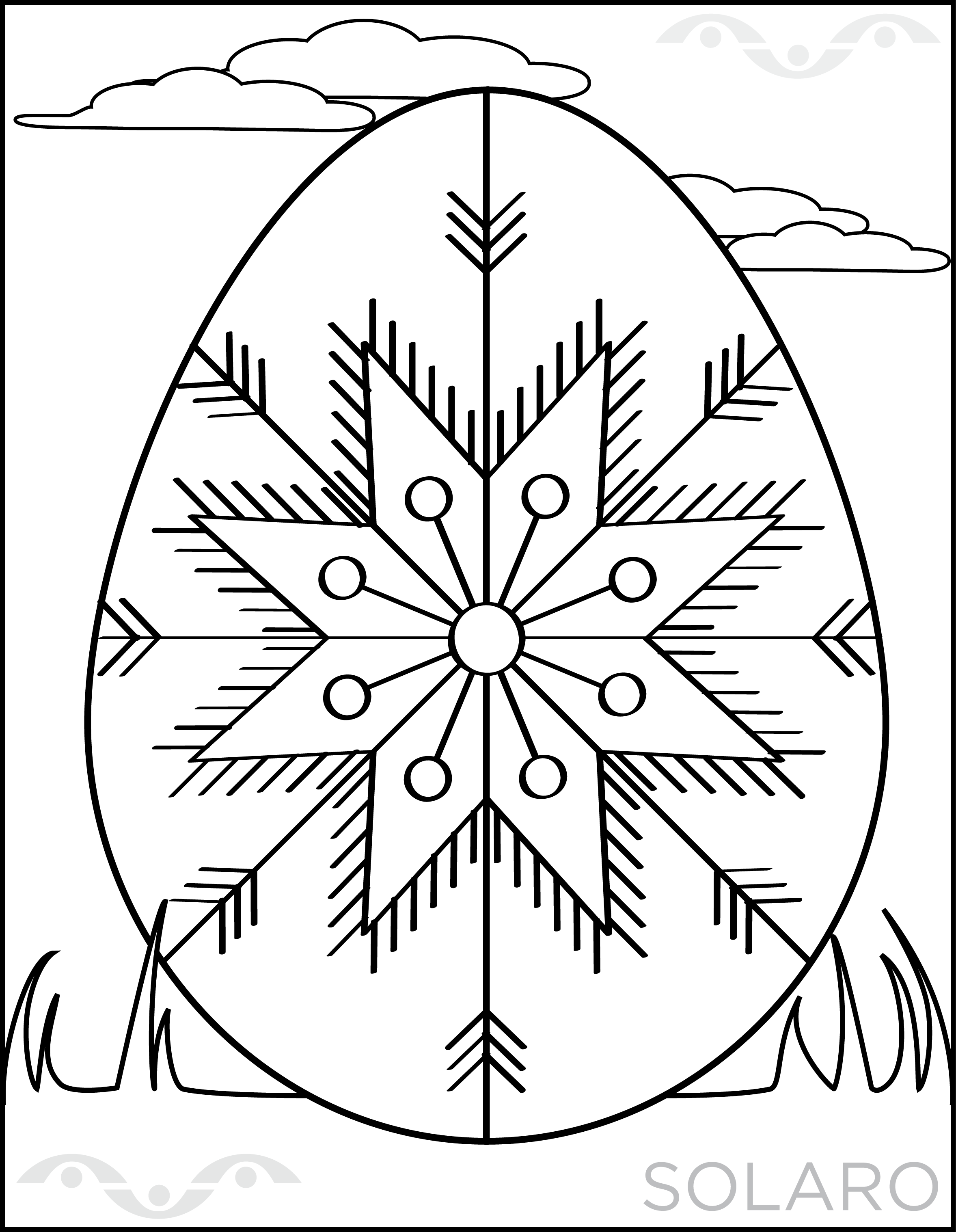 coloring pages ukrainian easter eggs bored kids on spring break still stuck in class eggs easter coloring pages ukrainian
