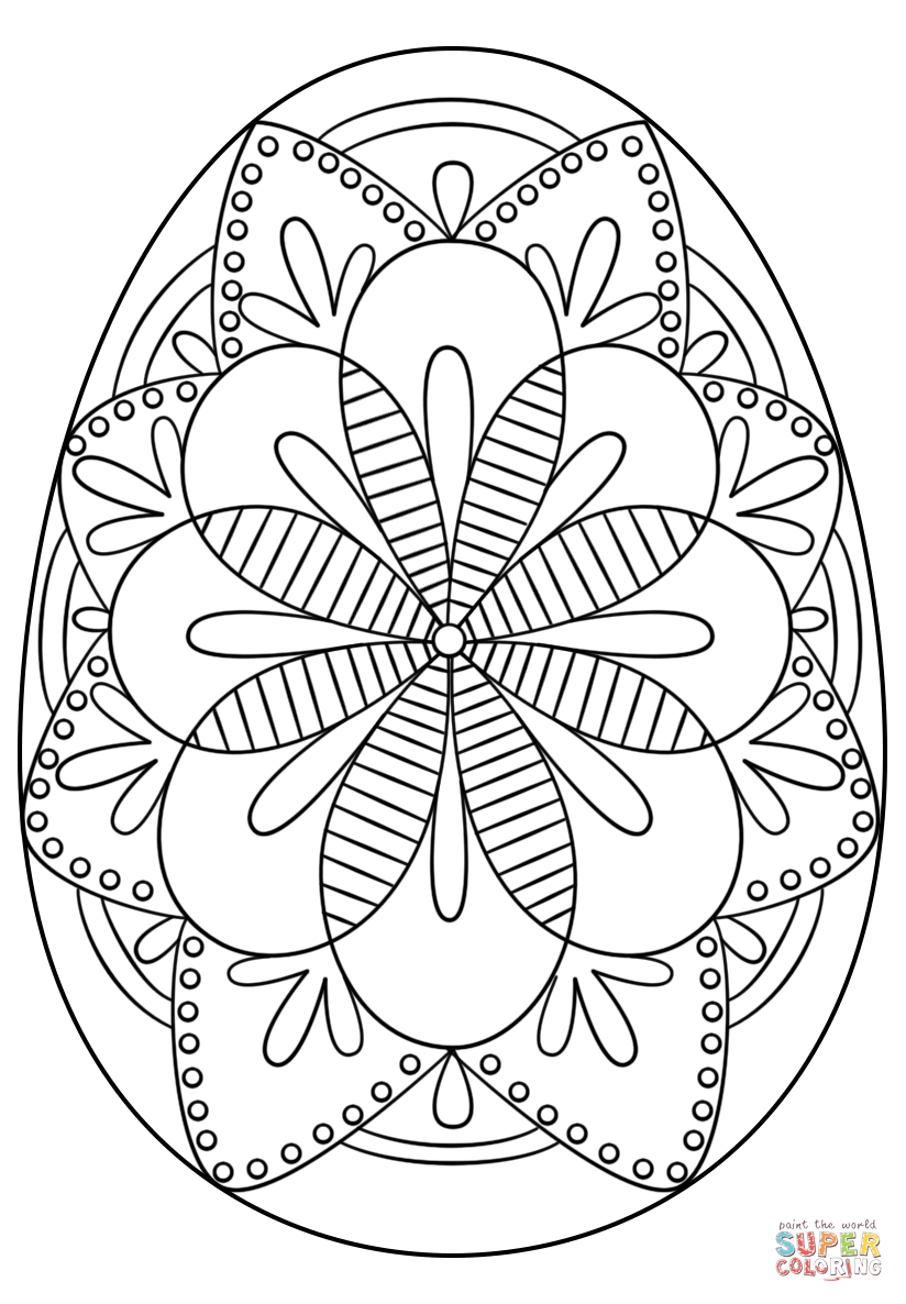 coloring pages ukrainian easter eggs easter ukrainian painted eggs coloring page free ukraine ukrainian eggs pages coloring easter