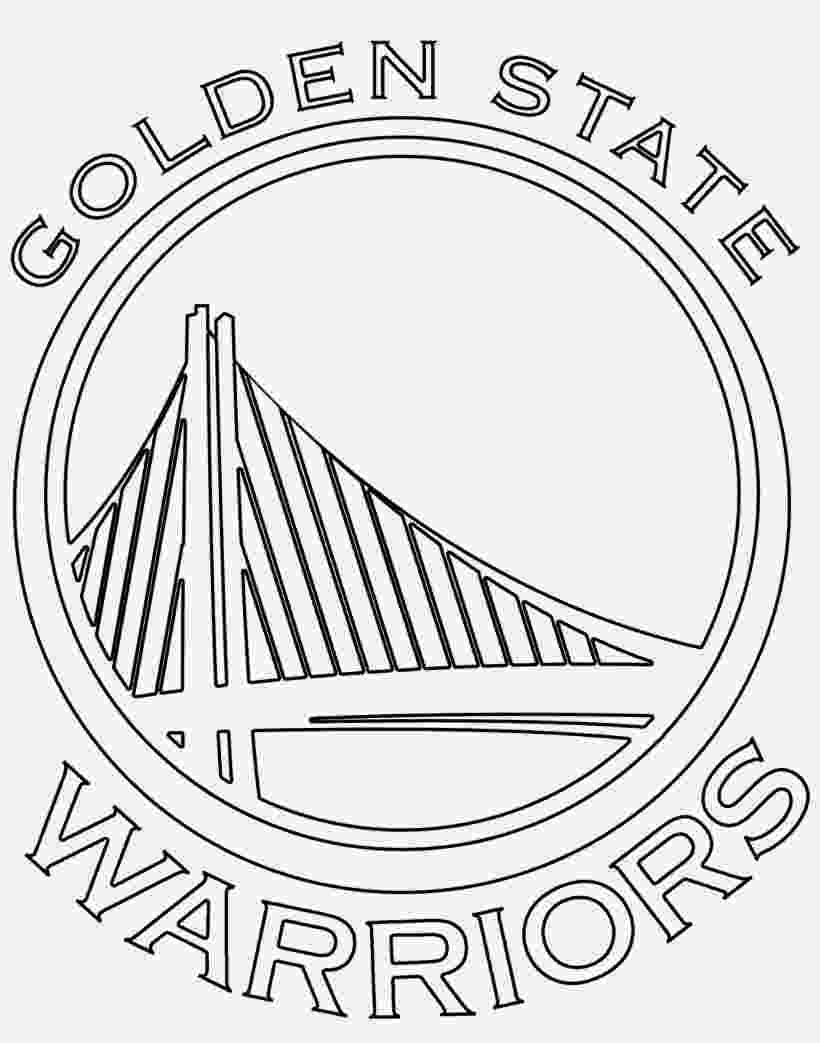 coloring pages warriors golden state warriors logo coloring page free printable warriors pages coloring