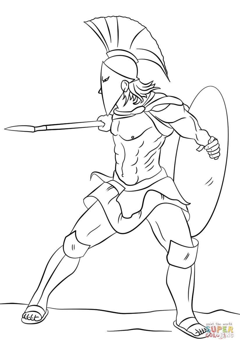 coloring pages warriors warrior coloring pages for kids print and color the coloring pages warriors