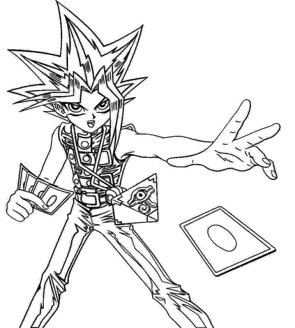 coloring pages yugioh yu gi oh coloring pages to download and print for free coloring pages yugioh
