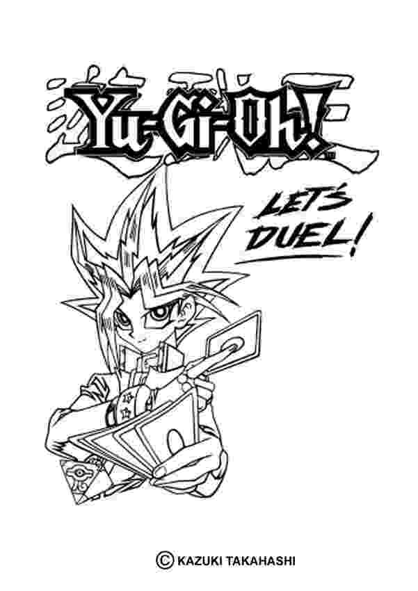 coloring pages yugioh yu gi oh coloring pages wecoloringpagecom pages coloring yugioh