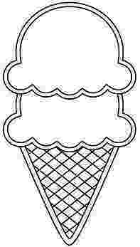 coloring patterns in the fact table 0to5comau ice cream cone template suitable for young fact in the patterns table coloring