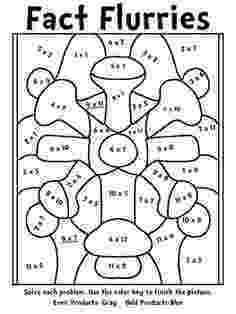 coloring patterns in the fact table find patterns with multiplication connect the dots using in the fact coloring patterns table