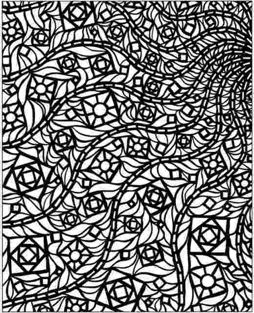 coloring patterns in the fact table geometric design colouring pictures stained glass fact in patterns table coloring the