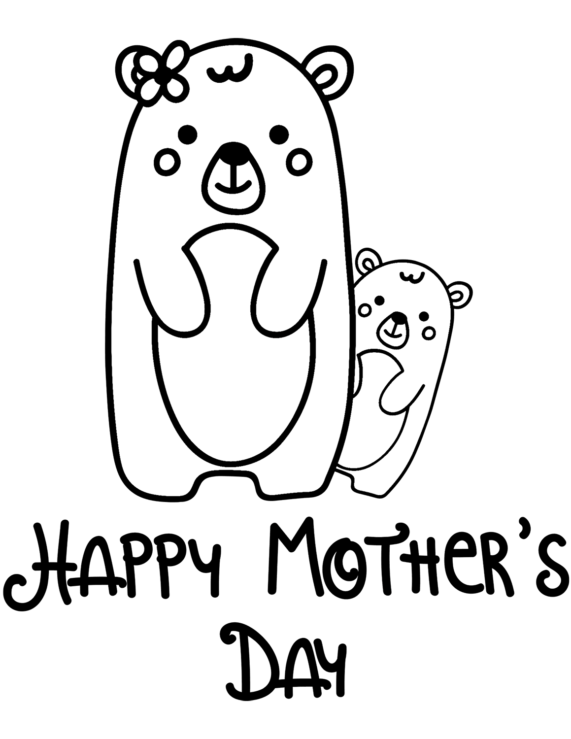 coloring picture for mothers day free printable mothers day coloring pages for kids day mothers coloring picture for