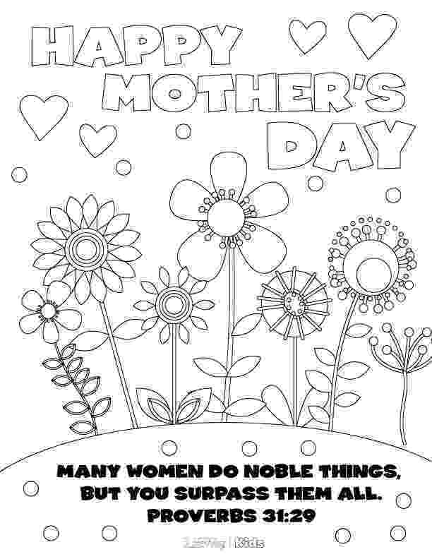 coloring picture for mothers day happy mothers day coloring page coloring day picture for mothers