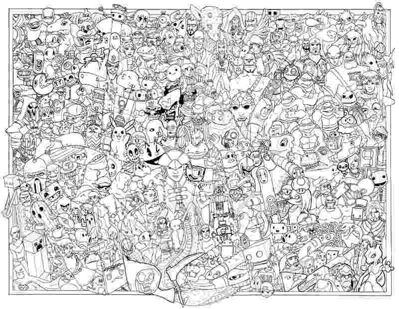 coloring picture games if you color this in just right a few gaming logos might games coloring picture