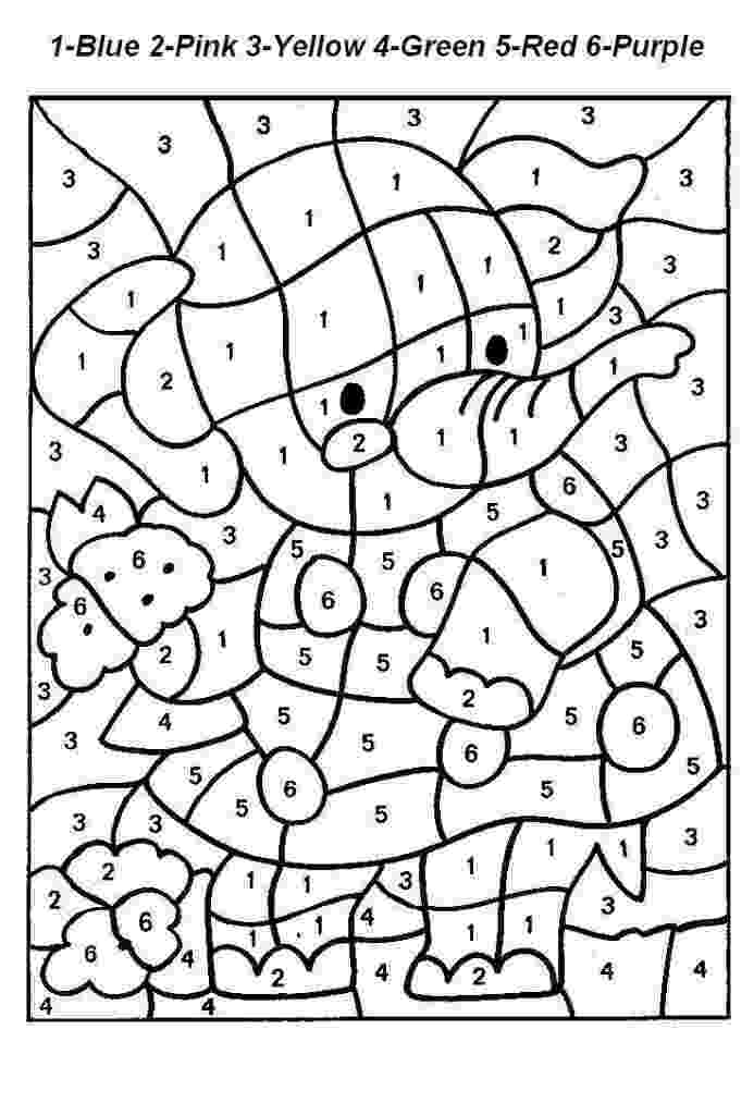 coloring picture numbers free printable color by number coloring pages best picture numbers coloring