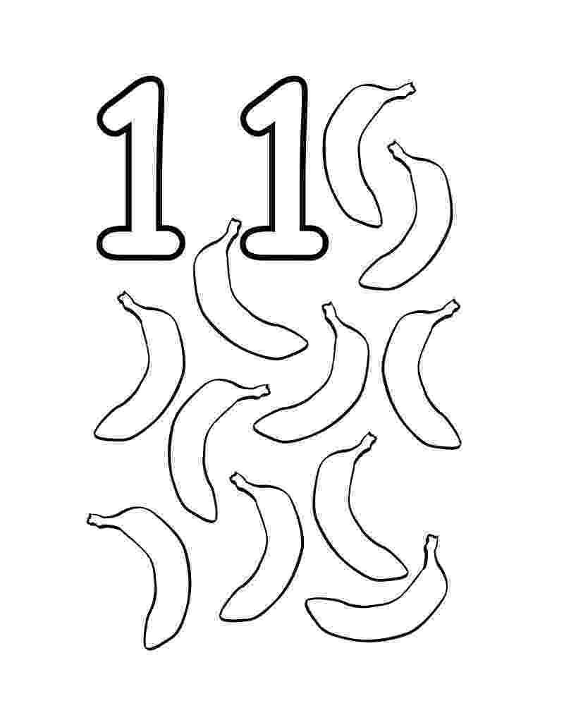 coloring picture numbers free printable number coloring pages for kids coloring numbers picture