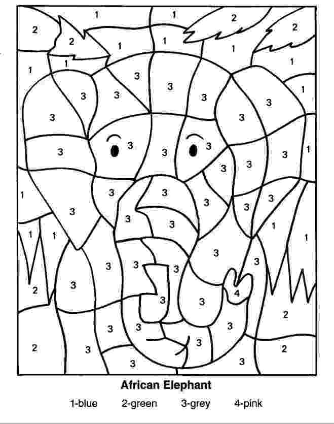 coloring picture numbers number 5 coloring page getcoloringpagescom coloring numbers picture 1 1