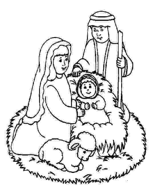 coloring picture of baby jesus in the manger baby jesus in a manger coloring pages at getdrawingscom picture the jesus of manger in baby coloring