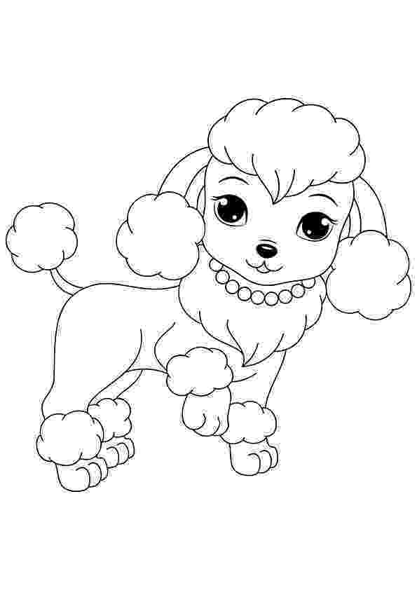 coloring picture of dog printable puppy coloring pages for kids cool2bkids dog picture coloring of