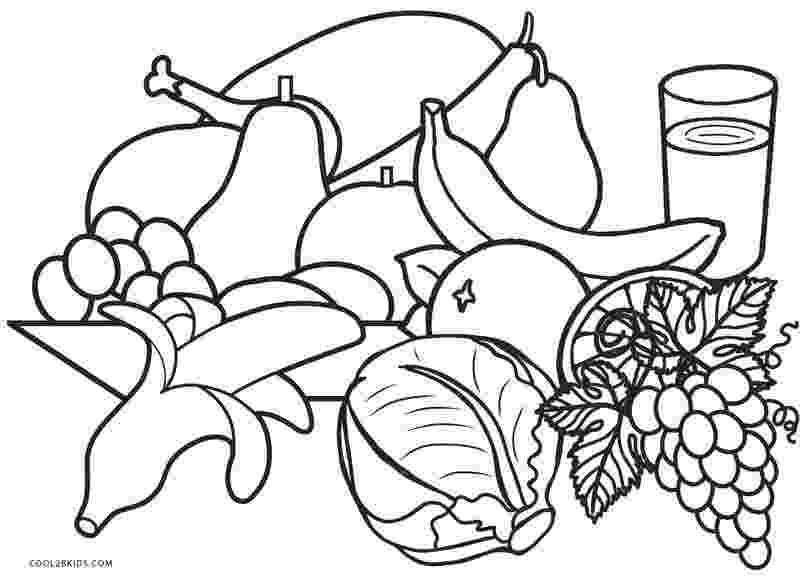 coloring picture of food free printable food coloring pages for kids food coloring picture of