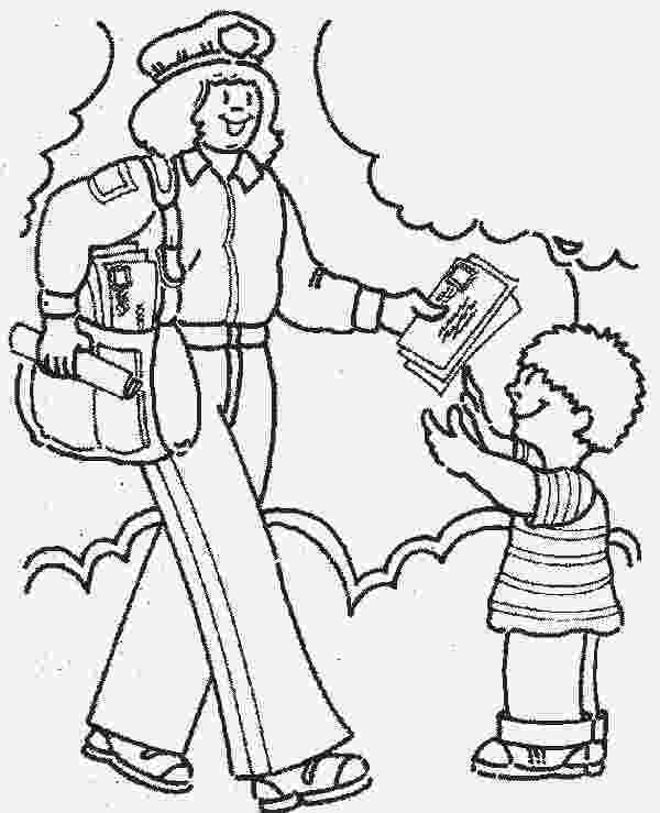 coloring pictures of community helpers free printable community helper coloring pages for kids helpers community coloring of pictures