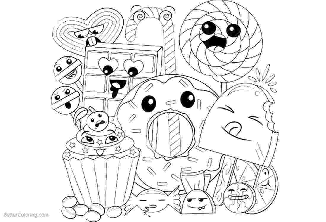 coloring pictures of food cute food coloring pages lineart free printable coloring coloring food of pictures