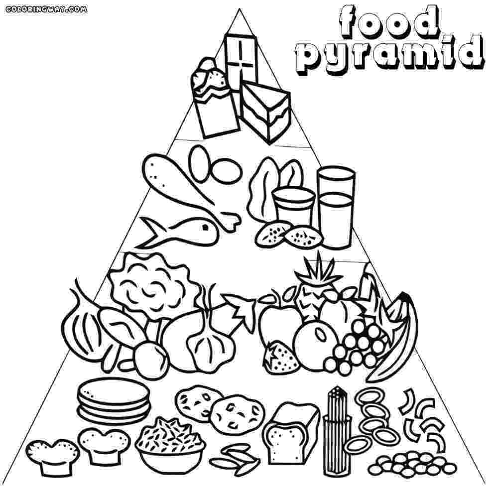 coloring pictures of food junk food coloring pages home sketch coloring page food pictures of coloring