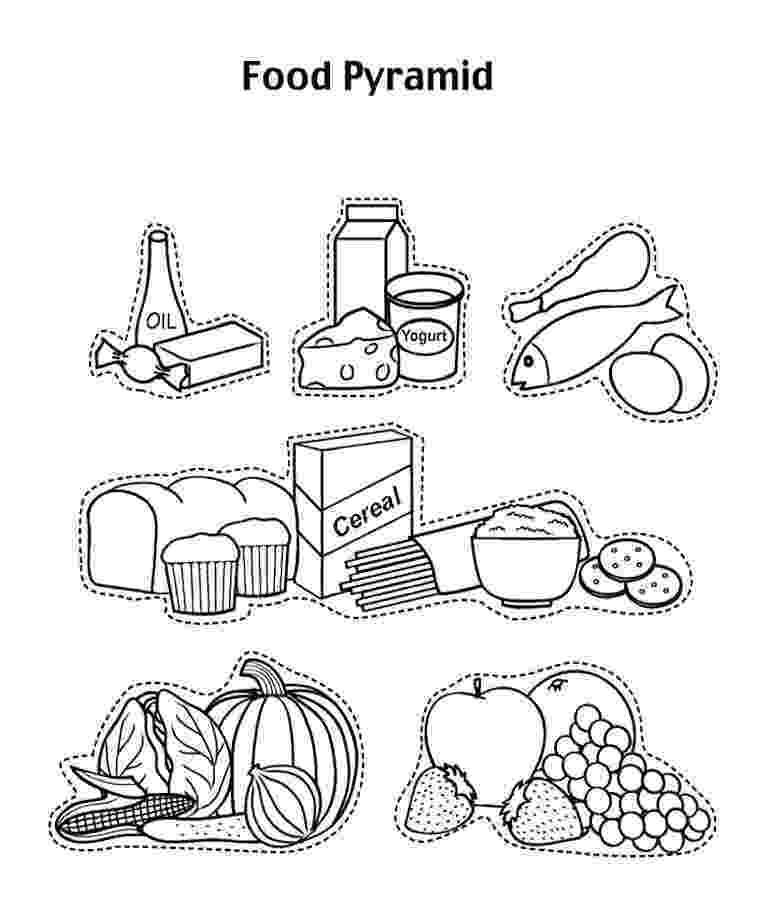 coloring pictures of food printable healthy eating chart coloring pages of coloring pictures food