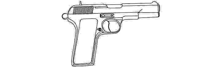 coloring pictures of guns gun coloring pages guns coloring of pictures