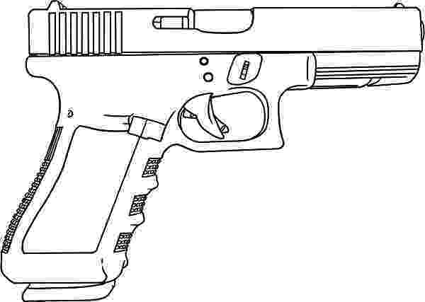 coloring pictures of guns gun coloring pages projects to try pinterest guns of pictures coloring guns