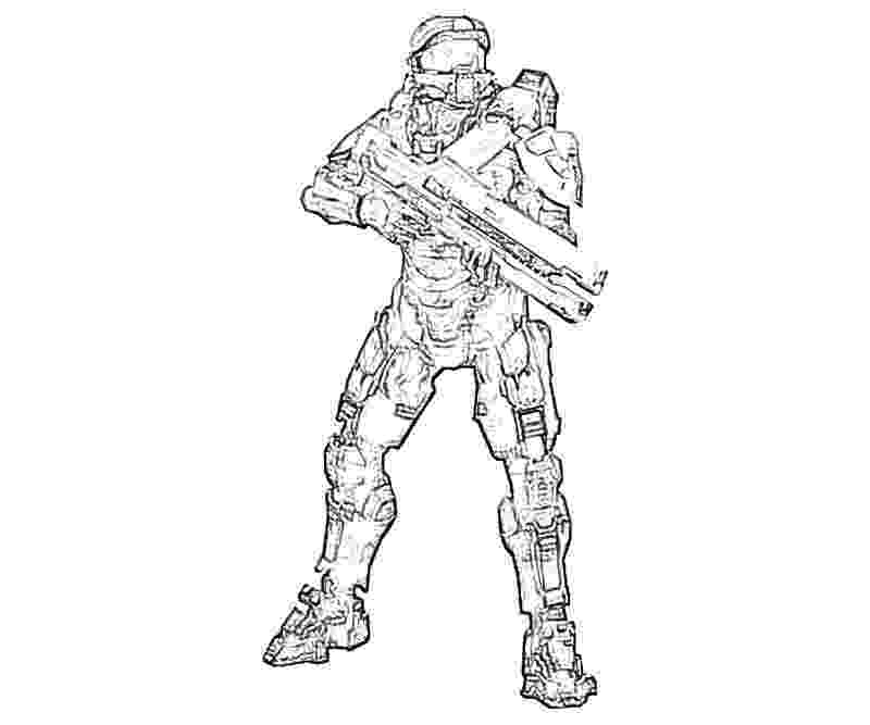 coloring pictures of guns halo 4 drawing at getdrawingscom free for personal use pictures guns coloring of
