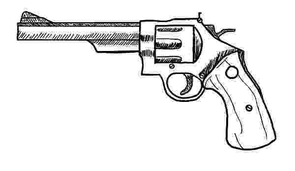 coloring pictures of guns machine gun free coloring pages of coloring guns pictures
