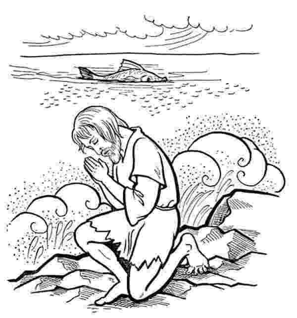 coloring pictures of jonah and the whale cute coloring pages of jonah and the whale free jonah and whale pictures of the coloring