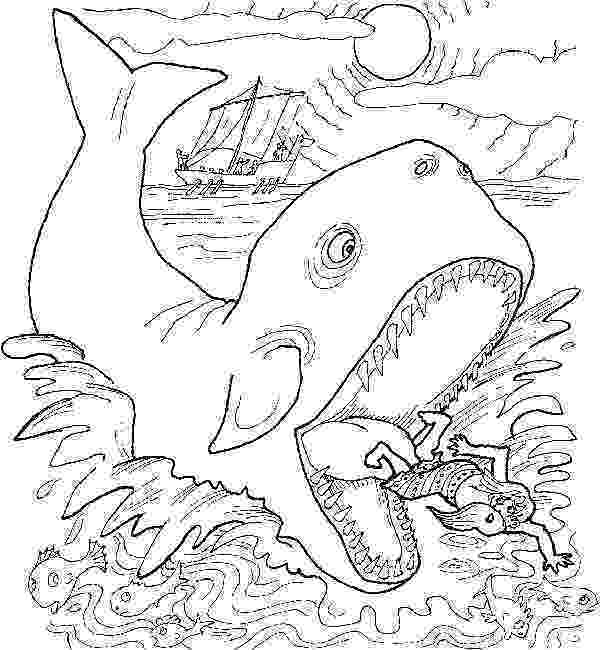 coloring pictures of jonah and the whale jonah coloring pages free printable coloring pages for kids whale of and coloring the pictures jonah