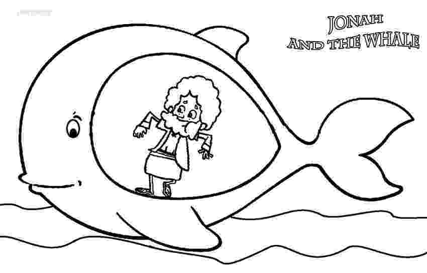 coloring pictures of jonah and the whale printable jonah and the whale coloring pages for kids coloring and the pictures of whale jonah