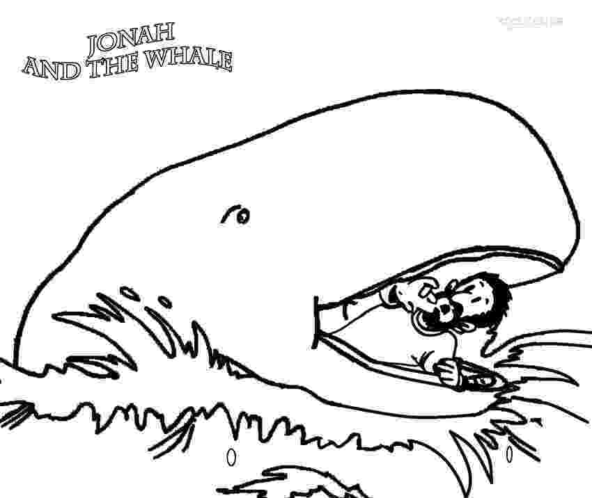 coloring pictures of jonah and the whale printable jonah and the whale coloring pages for kids the jonah pictures whale of coloring and