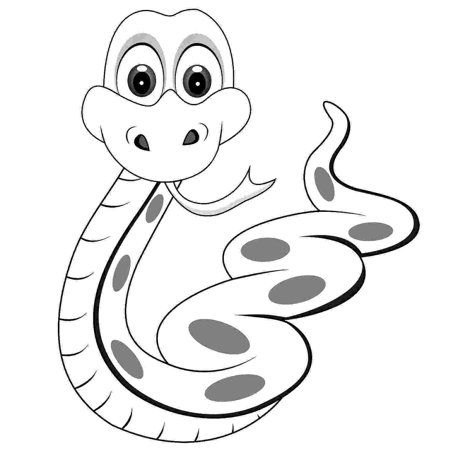 coloring pictures of snakes snake coloring pages coloring pages to print pictures coloring of snakes