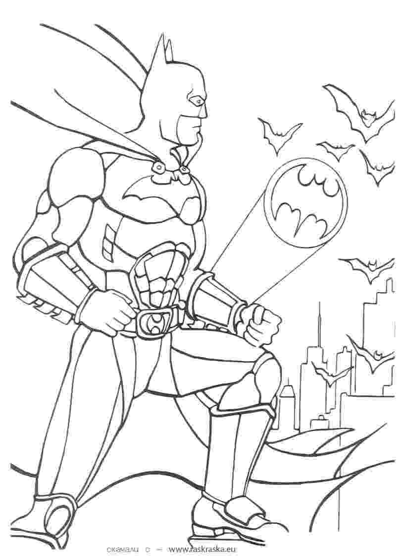 coloring sheet batman batman coloring pages team colors batman sheet coloring