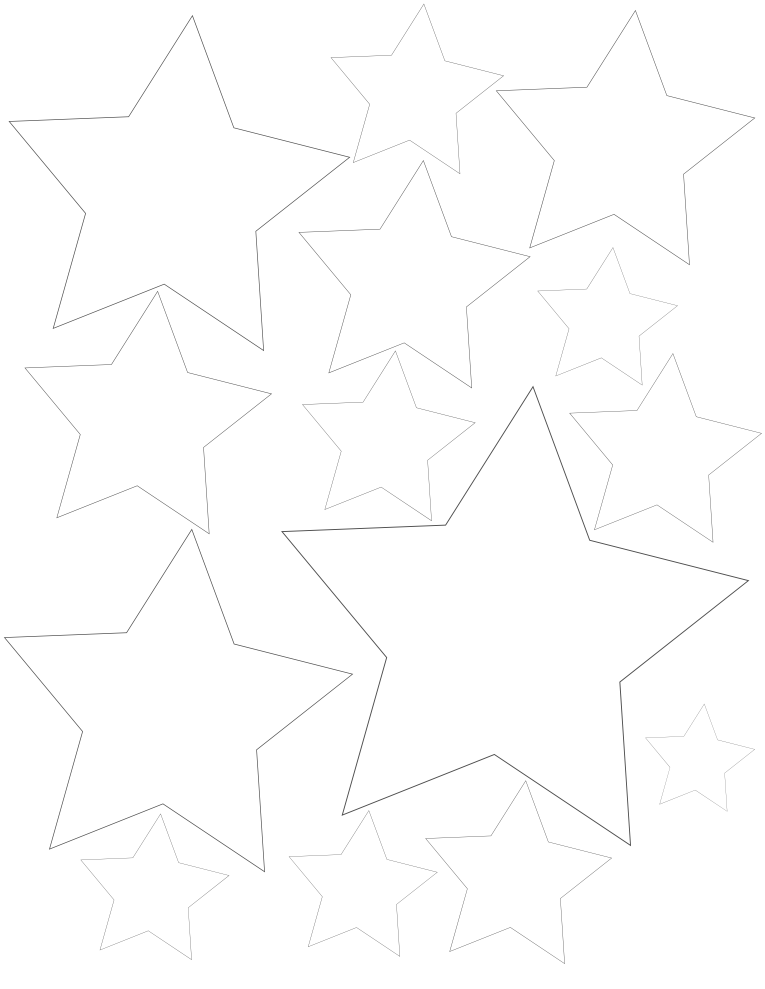 coloring stars star coloring pages for childrens printable for free coloring stars