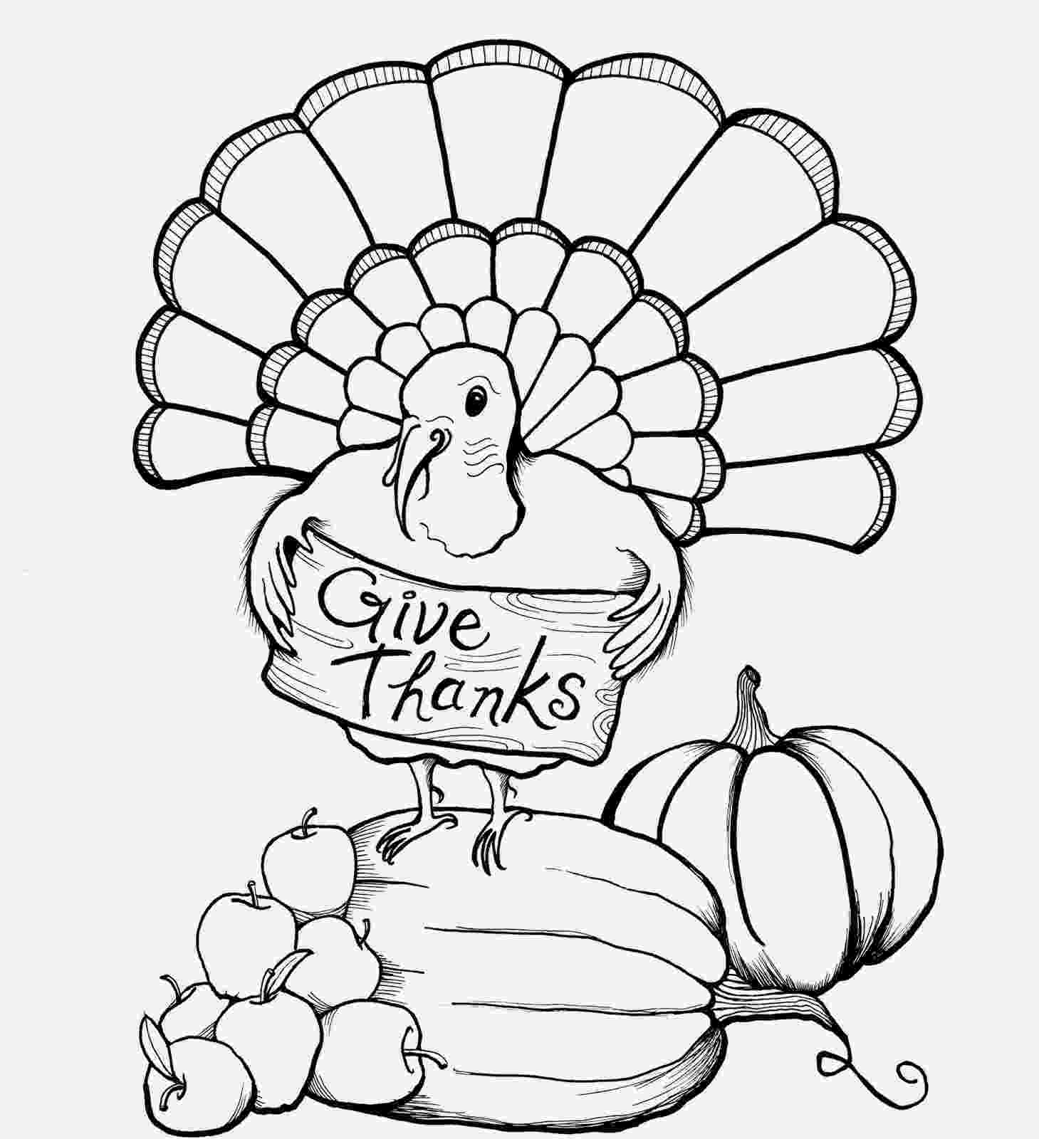 coloring turkey colours drawing wallpaper printable thanksgiving coloring turkey coloring