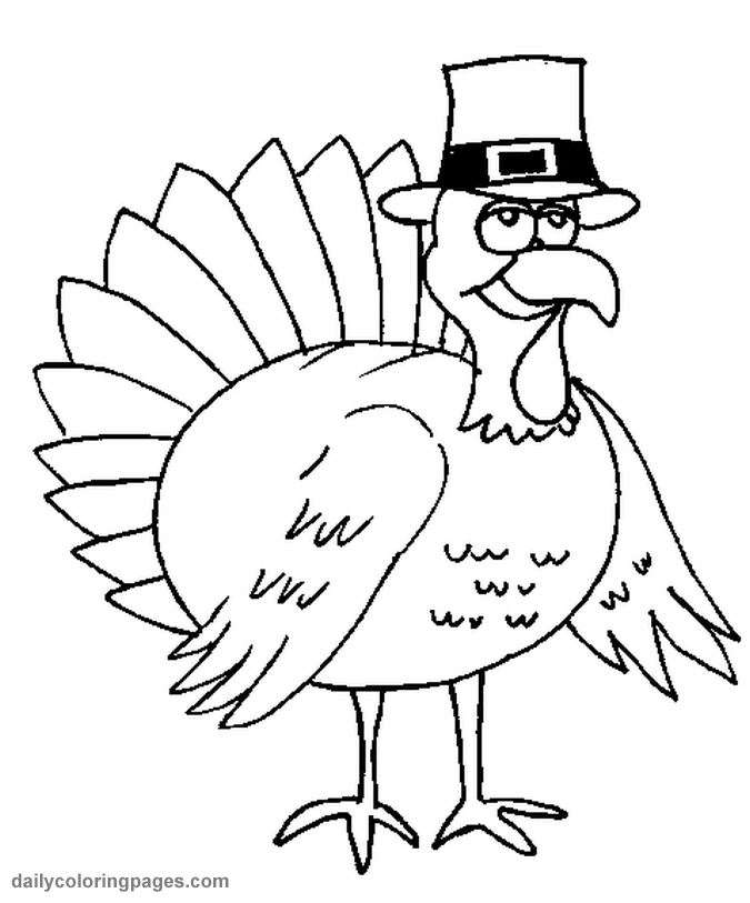 coloring turkey free printable turkey coloring pages for kids cool2bkids coloring turkey