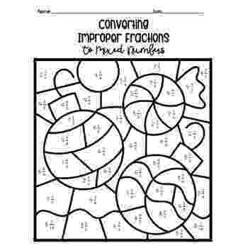 colour by number fractions heather mears teaching resources teachers pay teachers number fractions colour by