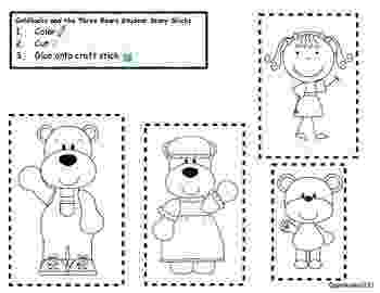colour by number goldilocks goldilocks and the three bears literacy number by colour goldilocks number