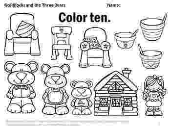 colour by number goldilocks goldilocks and the three bears role play masks sb3692 by number goldilocks colour