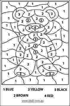 colour by number goldilocks goldilocks the 3 bears activities learningenglish esl by number colour goldilocks