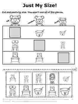 colour by number goldilocks kindergarten preschool reading worksheets goldilocks and by goldilocks number colour