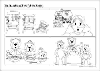 colour by number goldilocks story telling for esl kids goldilocks and the three bears colour by goldilocks number