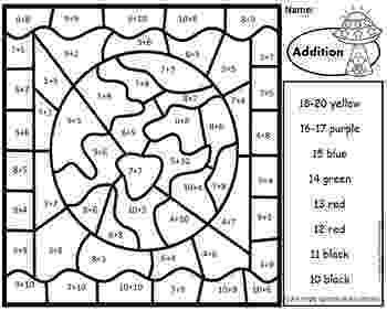 colour by number space pictures of constellations for kids coloring home colour space by number