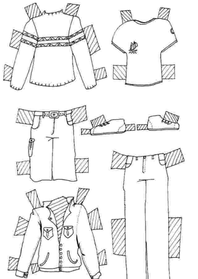 colouring clothes clothes for men model coloring pages hellokidscom colouring clothes