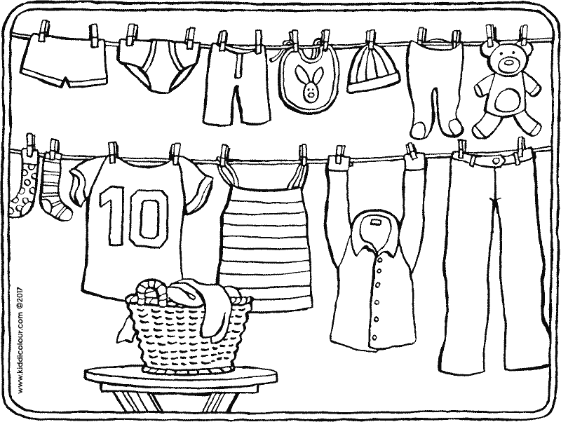 colouring clothes dress coloring pages to download and print for free clothes colouring