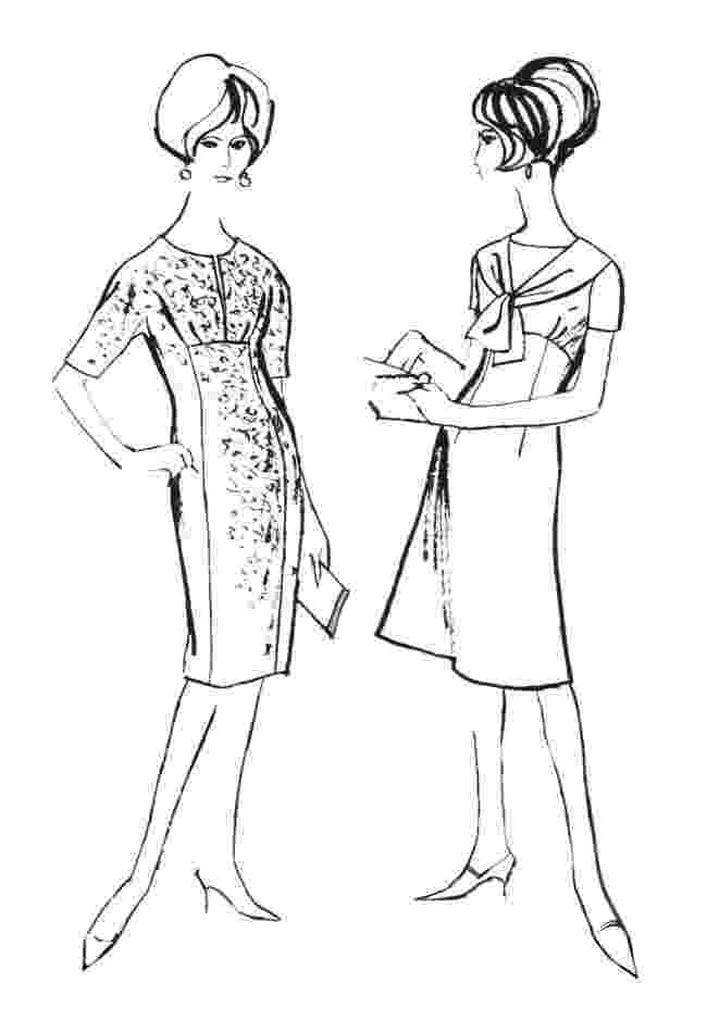 colouring clothes historical fashion coloring pages download and print for free colouring clothes