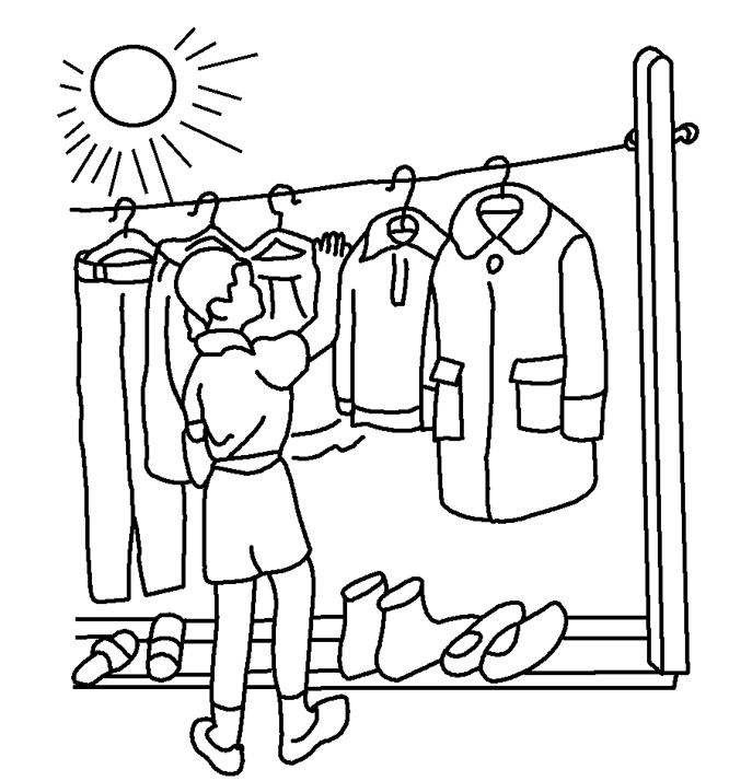 colouring clothes people coloring pages people coloring book to print clothes colouring
