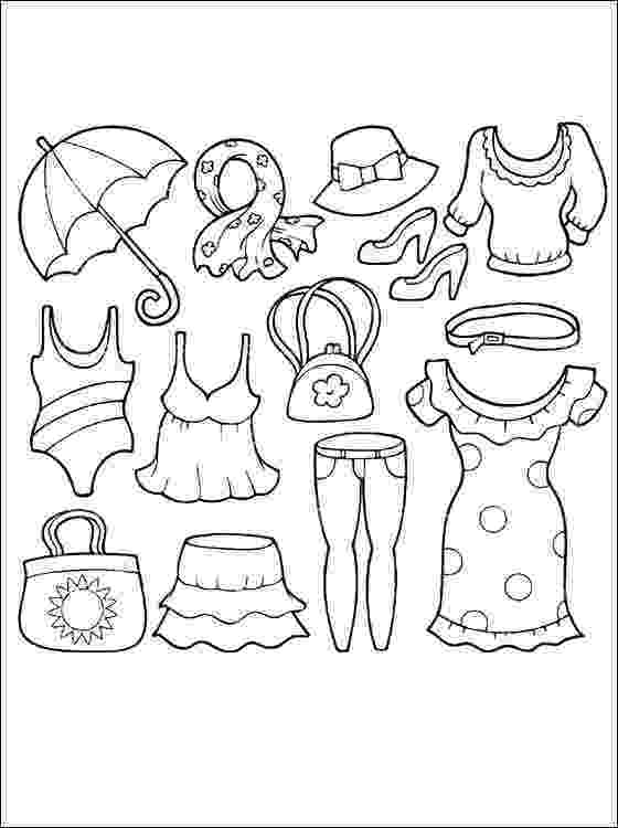 colouring clothes people coloring sheets janice39s daycare colouring clothes