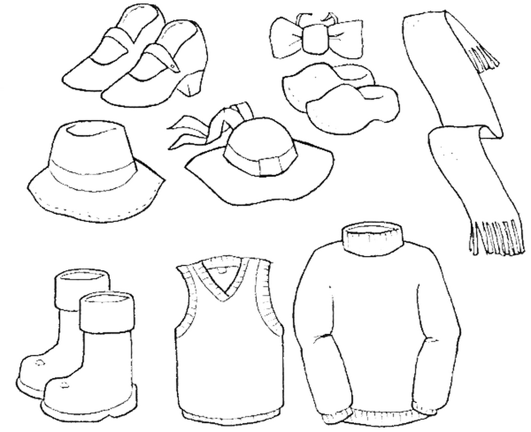 colouring clothes unusual design ideas clothes coloring pages summer clothes colouring