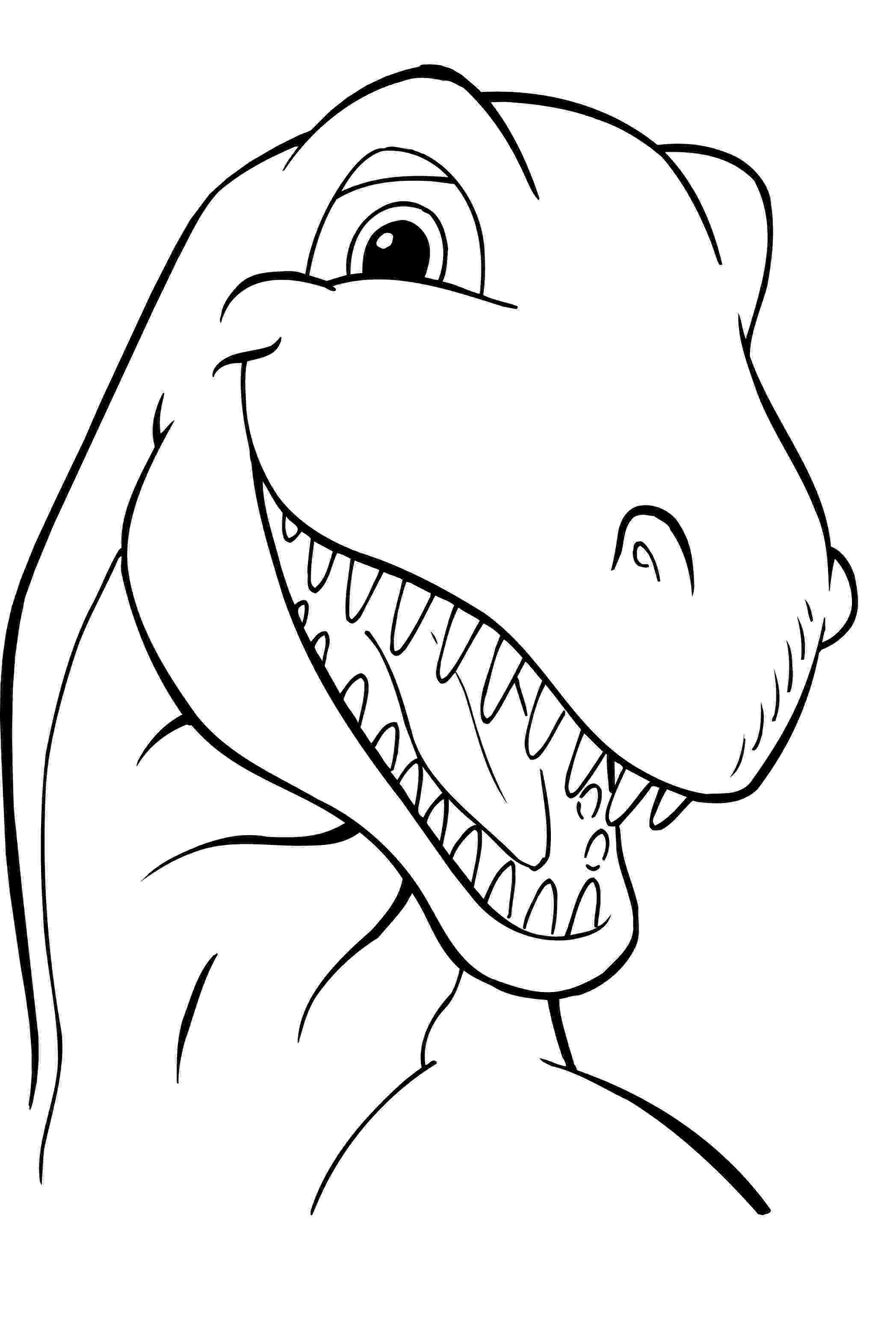 colouring dinosaur free printable dinosaur coloring pages for kids colouring dinosaur 1 1